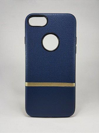 "Capa IPhone 7 / IPhone 8 4.7""  Azul Marinho"