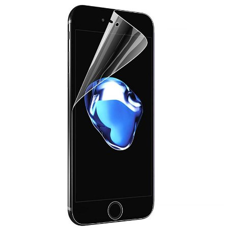 """Pelicula de Gel IPhone 6s Plus 5.5"""" Polegadas Tela Completa"""