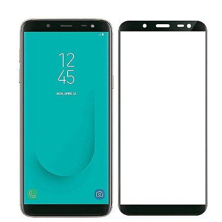 Pelicula de Vidro 3D Samsung Galaxy J8 2018 Tela Toda