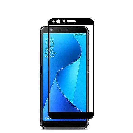 Pelicula de Vidro 3D Asus Zenfone Max Plus Tela Toda