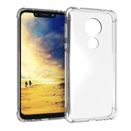 "Capa Anti Shock Motorola Moto G7 Power 6.2"" 2019"