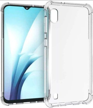 Capa Anti Shock Samsung Galaxy A10 2019