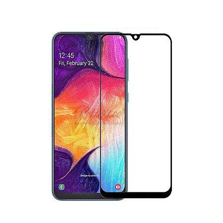 Pelicula de Vidro 3D Samsung Galaxy A70 2019 Tela Toda
