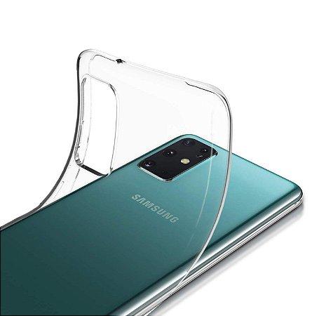 Capa para Samsung Galaxy S20 Ultra 6.9 + Pelicula de Gel Tela Toda