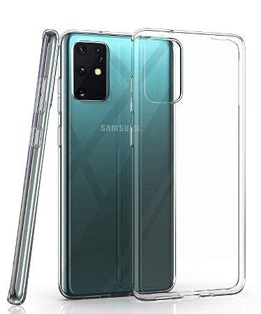 Capa para Samsung Galaxy S20 6.2 + Pelicula de Gel Tela Toda