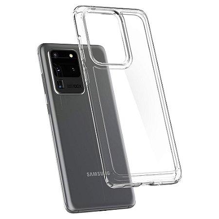 Capa Spigen Samsung Galaxy S20 S20+ S20 Ultra Cristal Hybrid