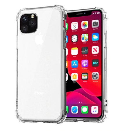 Capa Anti Shock Para IPhone 12 Pro Max 6.7 Polegadas