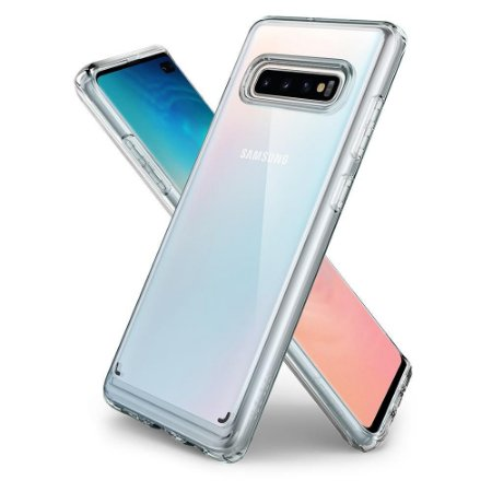 Capa Para Samsung Galaxy S10 Plus Spigen Ultra Hybrid