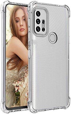 Capa Anti Shock Motorola Moto G10 G30 + Pelicula de Vidro 3D