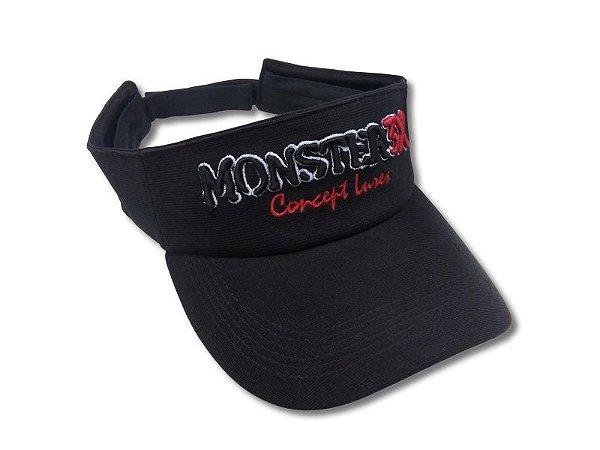 Viseira Monster 3X - Preta