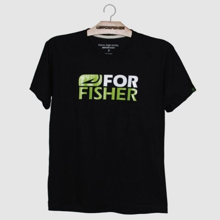 Camiseta For Fisher