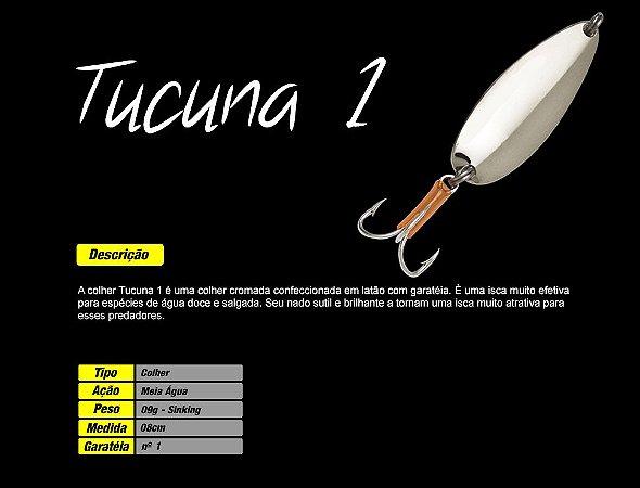Isca Borboleta Tucuna 1