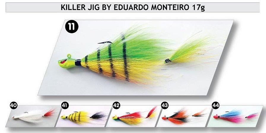 Isca Yara Killer Jig de Bucktail by Eduardo Monteiro
