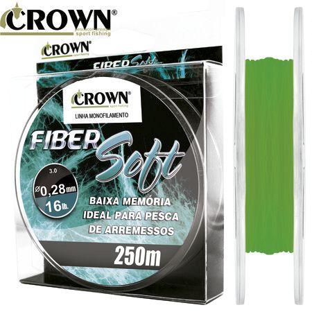 Linha Crown Fiber Soft
