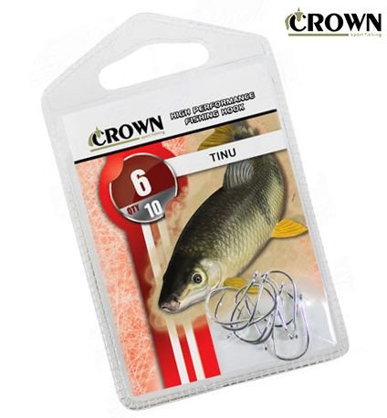 Anzol Crown Tinu 2BH