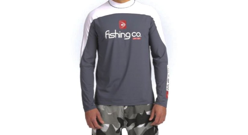 Camiseta Fishing Co Recorte