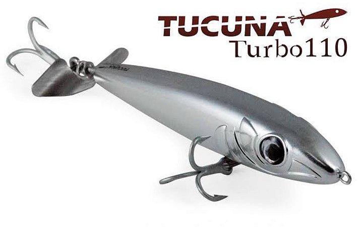Isca Moro e Deconto Tucuna Turbo 110