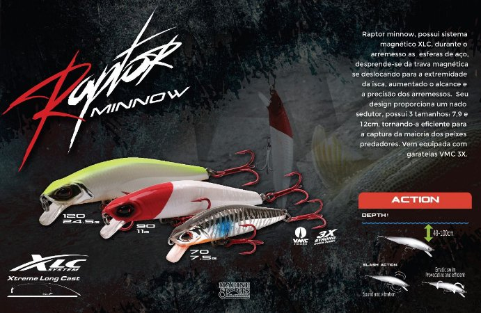 Isca Marine Sports Raptor 120