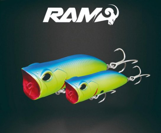 Isca Marine Sports Ram Popper 90