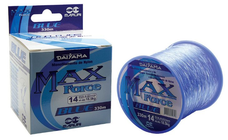 Linha Maruri Max Force Blue