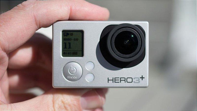 Câmera Go Pro Hero 3+ Black (LEIA ANUNCIO)
