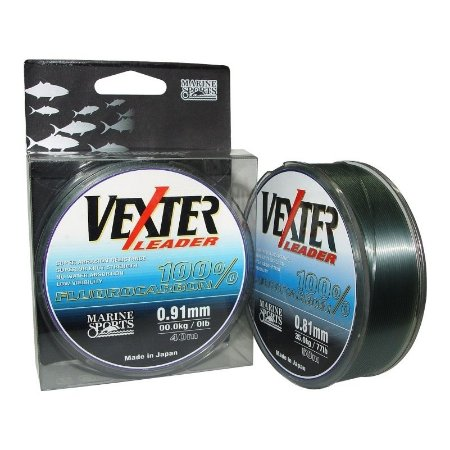 Leader Marine Sports Fluorocarbon Vexter