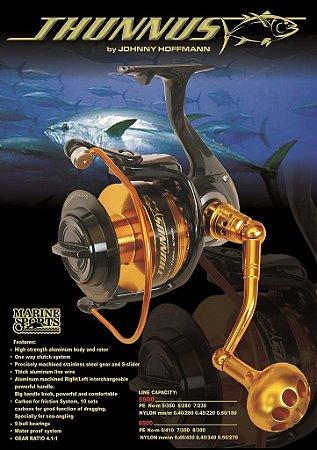 Molinete Marine Sports Thunnus 4000
