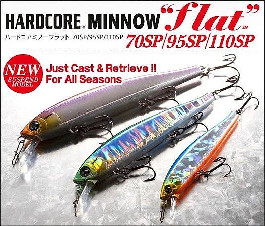 Isca Duel Hardcore Minnow Flat SP F1088 110MM
