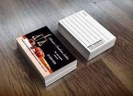 Cartão de visita Couchê 300gr 4x1