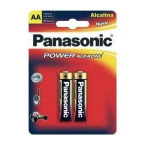 Pilha Panasonic AA Alcalina c/2 unids
