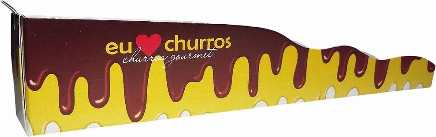 Caixa p/ Churros c/20 unids (consultar disponibilidade antes da compra)