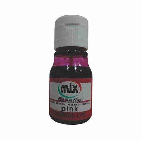 Corante liquido pink 10ml unid (consultar disponibilidade antes da compra)