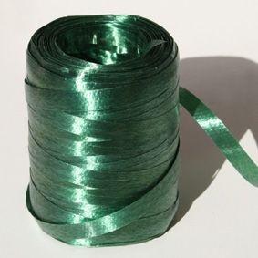 Fitilho Verde Escuro 50mts (decoração) unid
