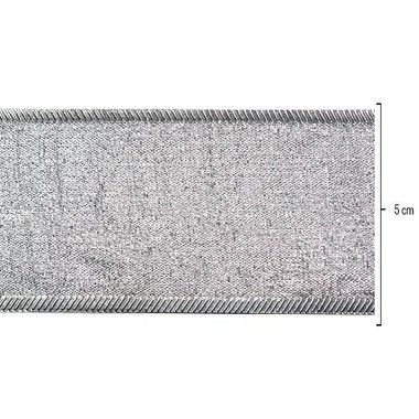 Fita Metalizada Prata 27mmx10mts unid  (consultar disponibilidade na loja antes da compra)