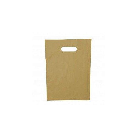 Sacola Bolsa Sorriso Ouro 30x40 1kg