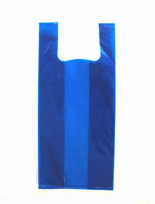 Sacola grossa 30x40 Azul 1kg