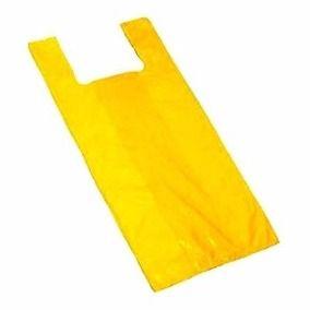 Sacola grossa 40x50 Amarela 1kg