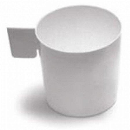 Xícara Descartavel Plastica 065ml PW2L Bca c/10 unid