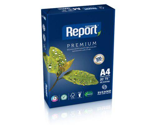 Sulfite Report Premium 500unids