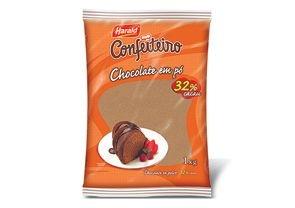 Chocolate pó Harald 50% Cacau 1kg