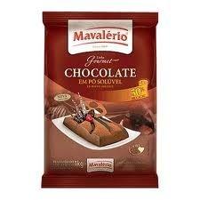Chocolate pó Mavalerio 32% 1 kg