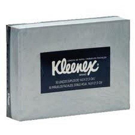 Lenço Papel Kleenex c/ 50 unids