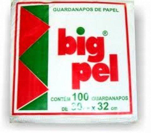 Guardanapo Mesa 30x32 Big Pel c/3000 unids