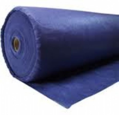 Bobina Tnt Azul Marinho 50mts x 1,40 largura unid