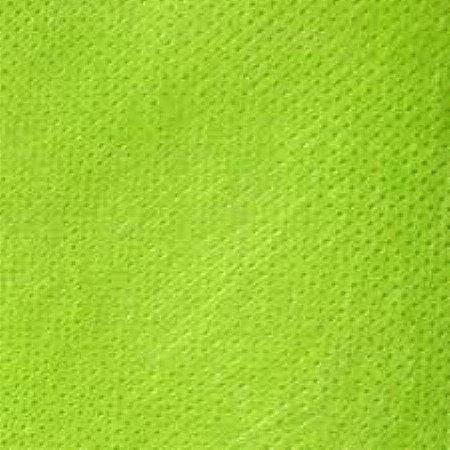Bobina Tnt Verde Limao 50mts x1,40 largura