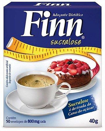 Sachê Adoçante Finn Sucralose c/ 1000 unids