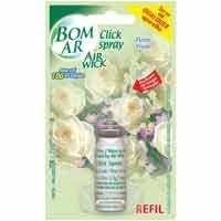 Refil click spray Bom ar Fresh Floral 12ml