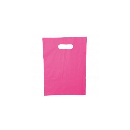 Sacola Bolsa Sorriso Pink 40x50 1kg