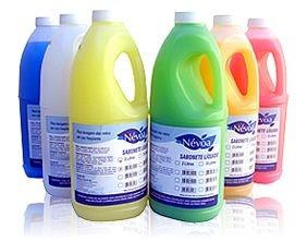 Sabonete Liquido 2lts Limão c/ Açucar Nevoa unid