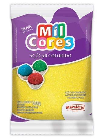 Açúcar Cristal Amarelo 500grs unid (consultar disponibilidade antes da compra)
